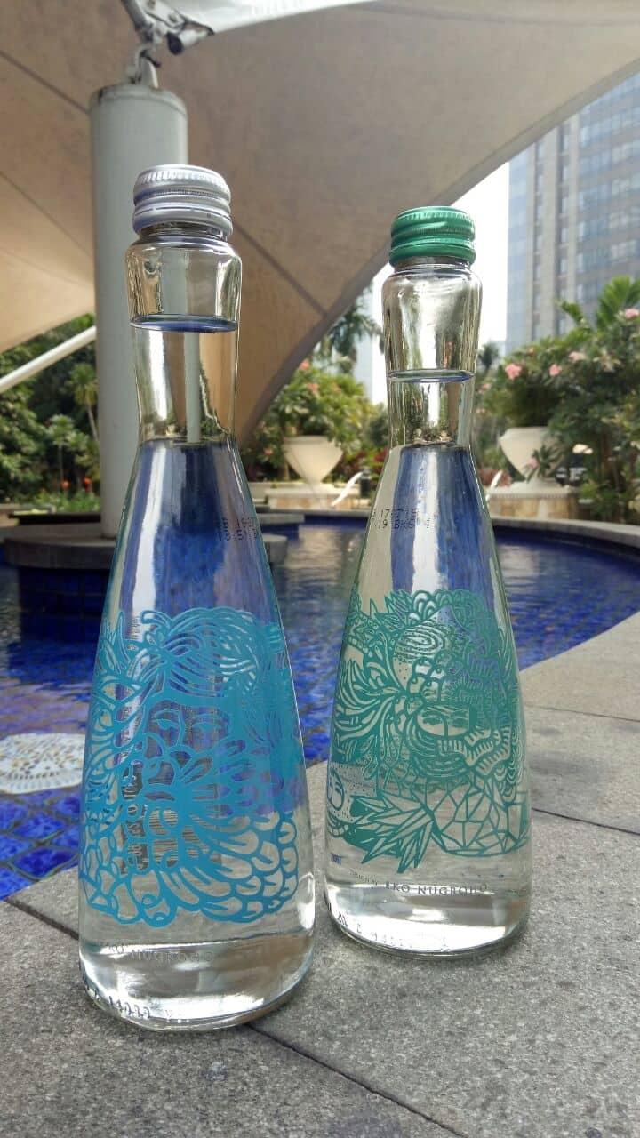 Aqua Reflections Berkolaborasi Dengan Eko Nugroho