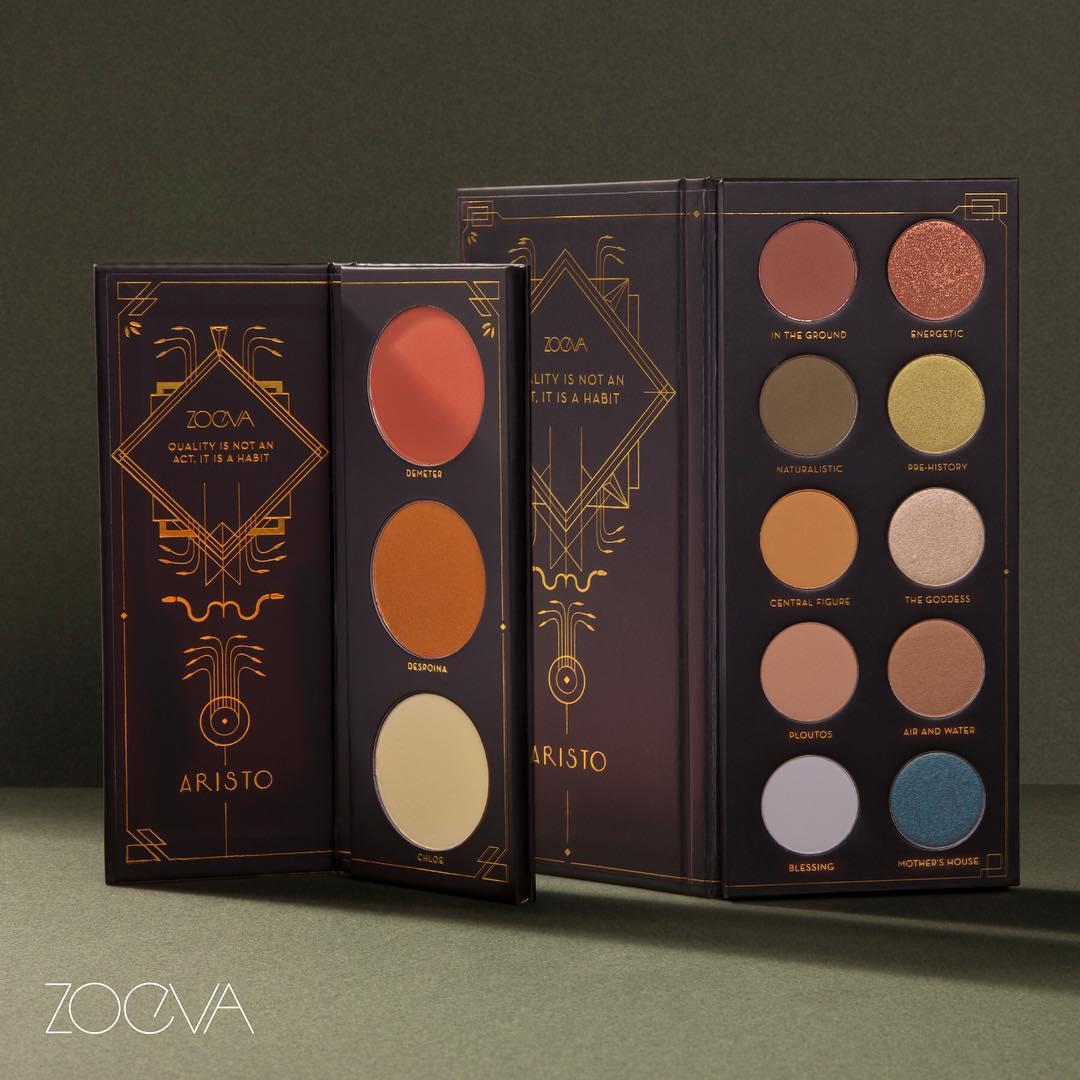 Aristo: Koleksi Makeup Terbaru Dari Zoeva
