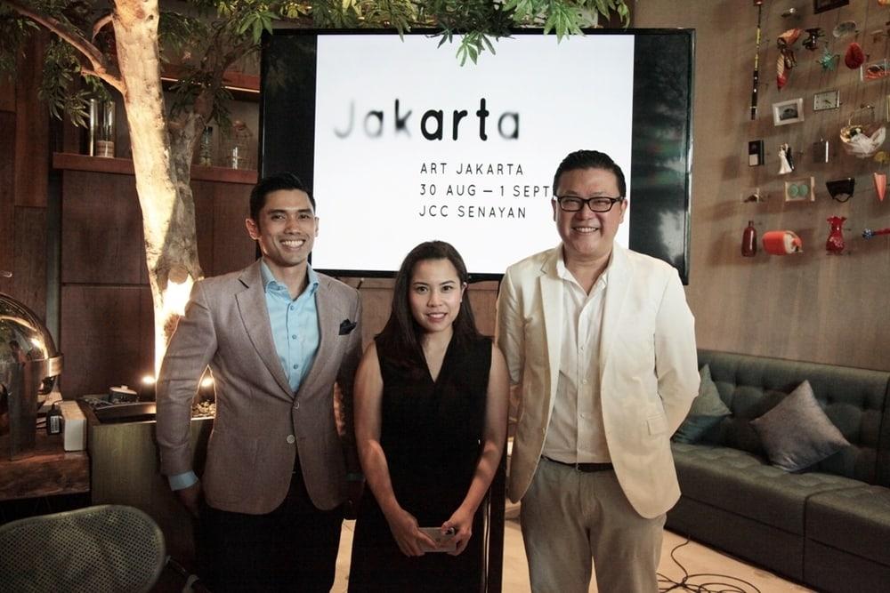 Art Jakarta 2019: Manajemen, Lokasi dan Logo Baru