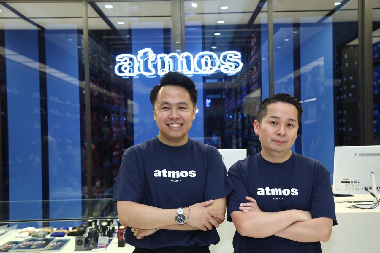 Atmos Siap Memperkuat Sneakers Culture Di Indonesia