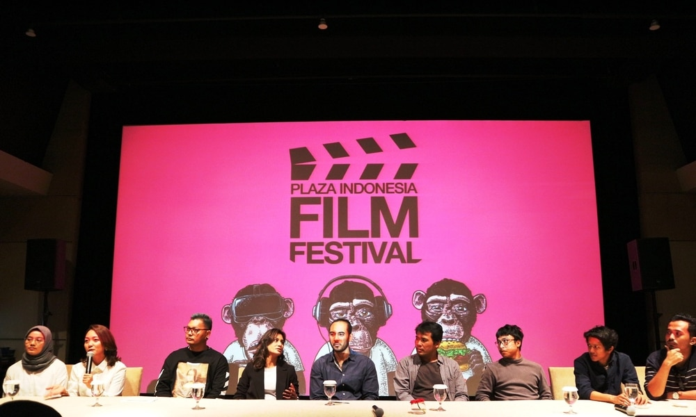 'Ave Maryam' Buka Plaza Indonesia Film Festival (PIFF)
