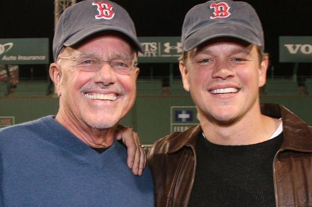 Ayah Matt Damon Meninggal Dunia