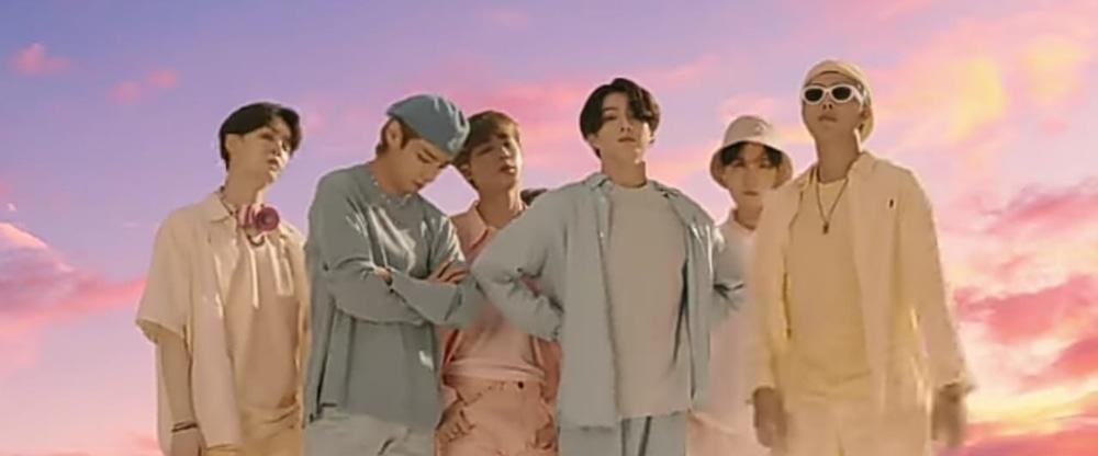 Video Musik BTS 'Dynamite' Diputar Lebih Dari 174 Juta Kali