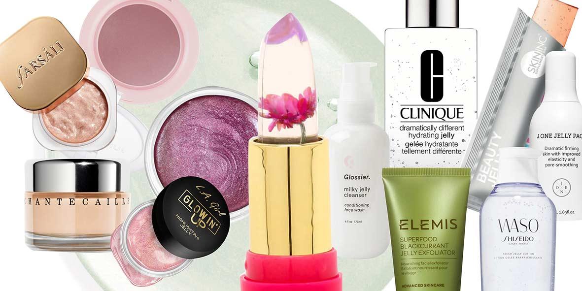 12 Rekomendasi Produk Skincare dan Makeup Bertekstur Jelly