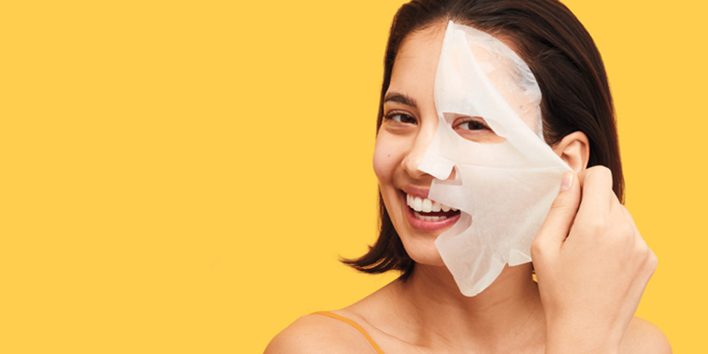 Begini Cara Memakai Sheet Mask Yang Benar!
