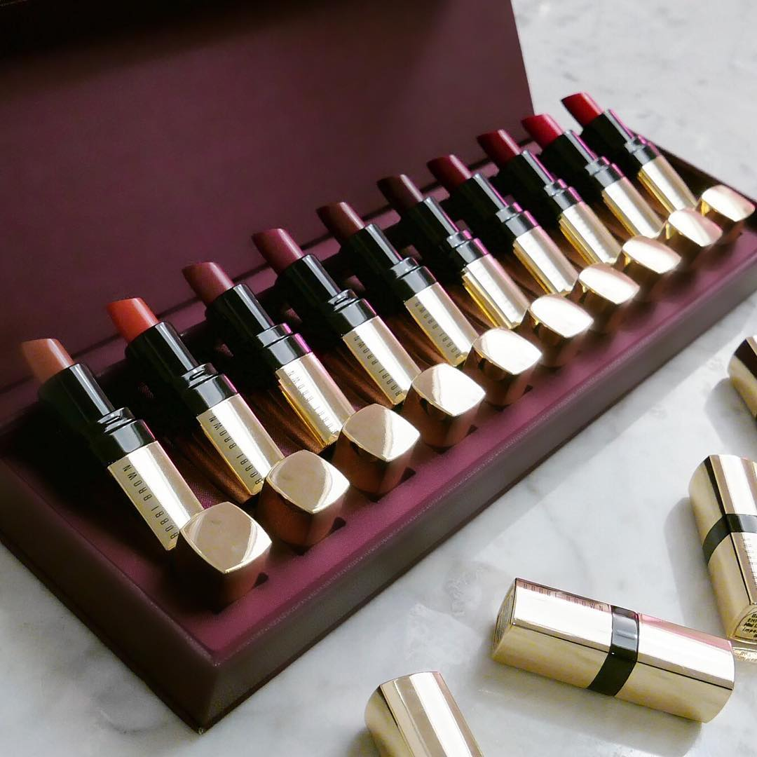 Bobbi Brown Hadirkan Luxe Classics Mini Lip Set