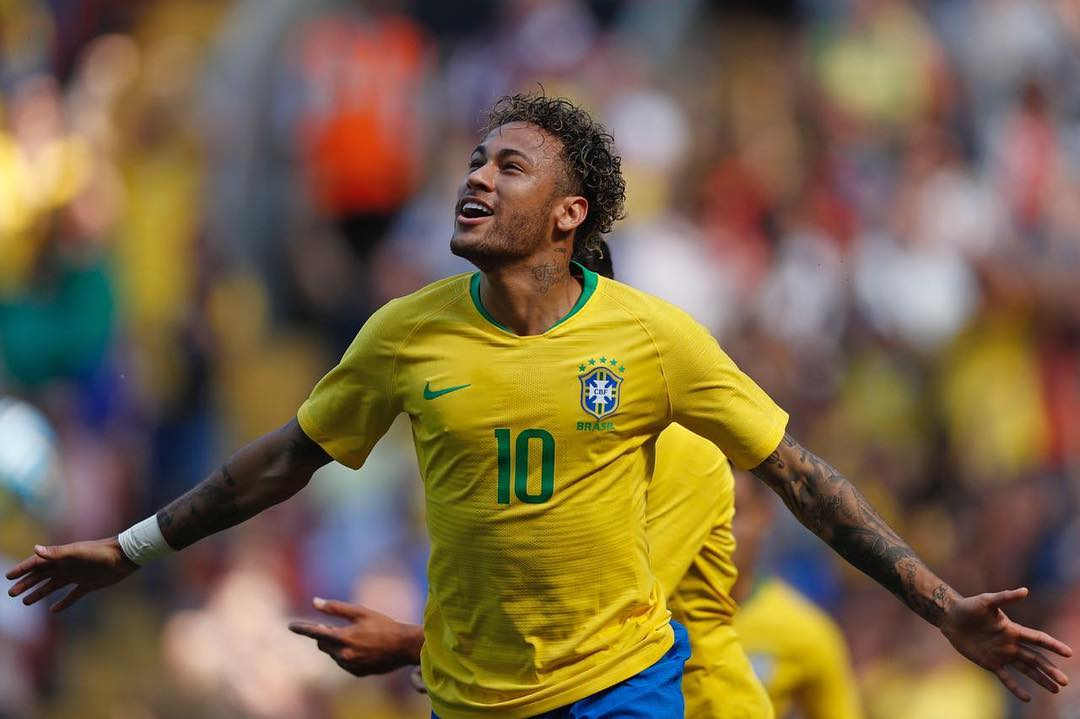 Brasil Vs Belgia: Duel Pemain Ganteng Vs 'Baby Face'