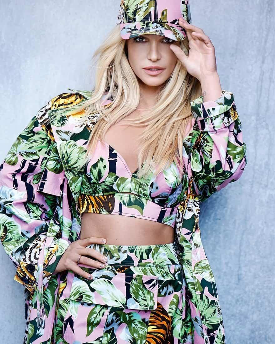 Britney Spears Menjadi Wajah Baru Kenzo
