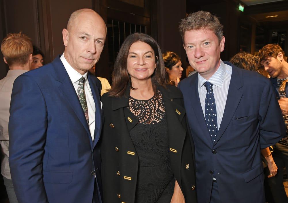 Burberry Rayakan Kembalinya London Fashion Week Men's