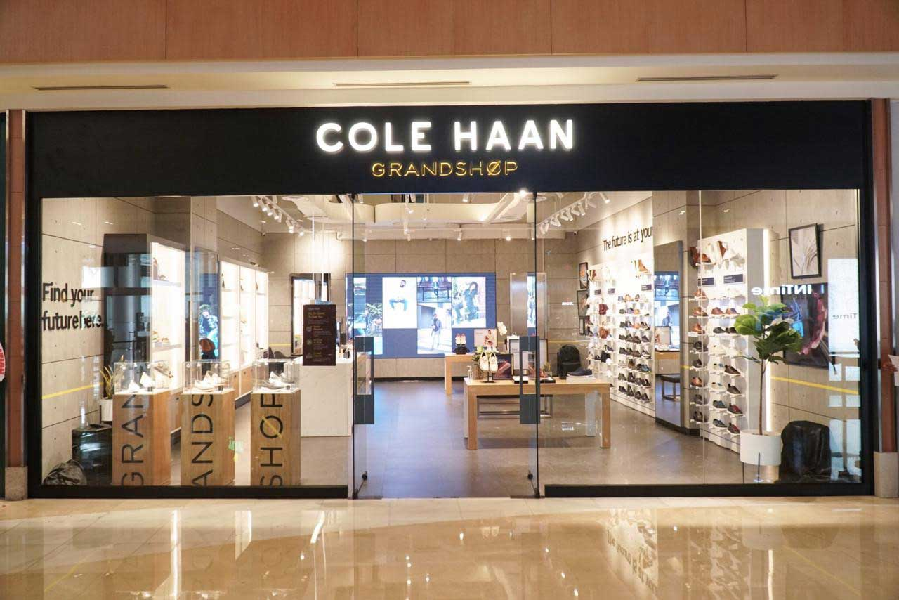 Flagship Store Pertama Cole Haan di Indonesia
