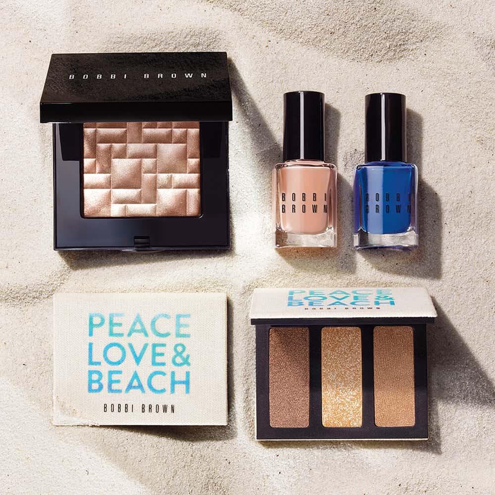 Cantik di Pantai Dengan Peace, Love & Beach Bobbi Brown
