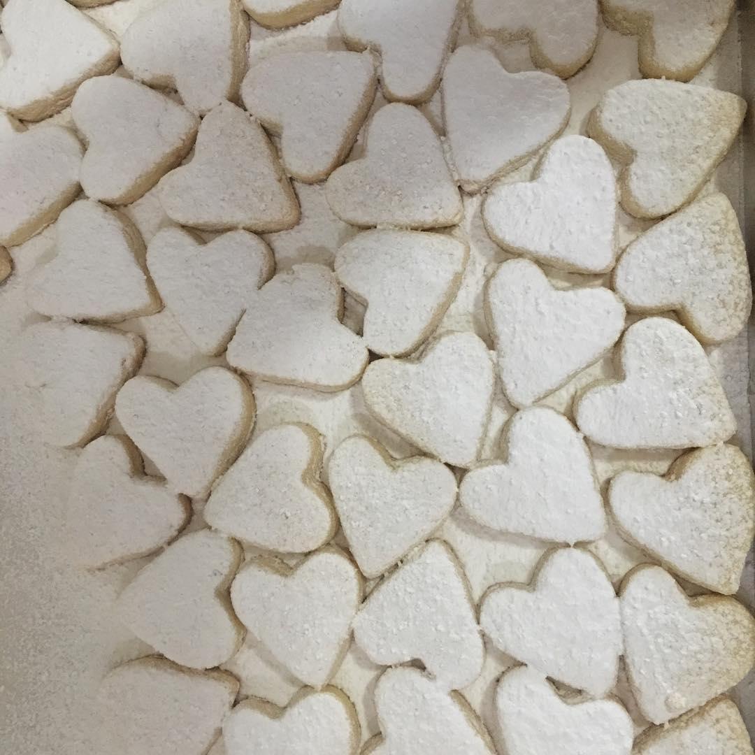 Cara Membuat Kue Kering Putri Salju Untuk Lebaran