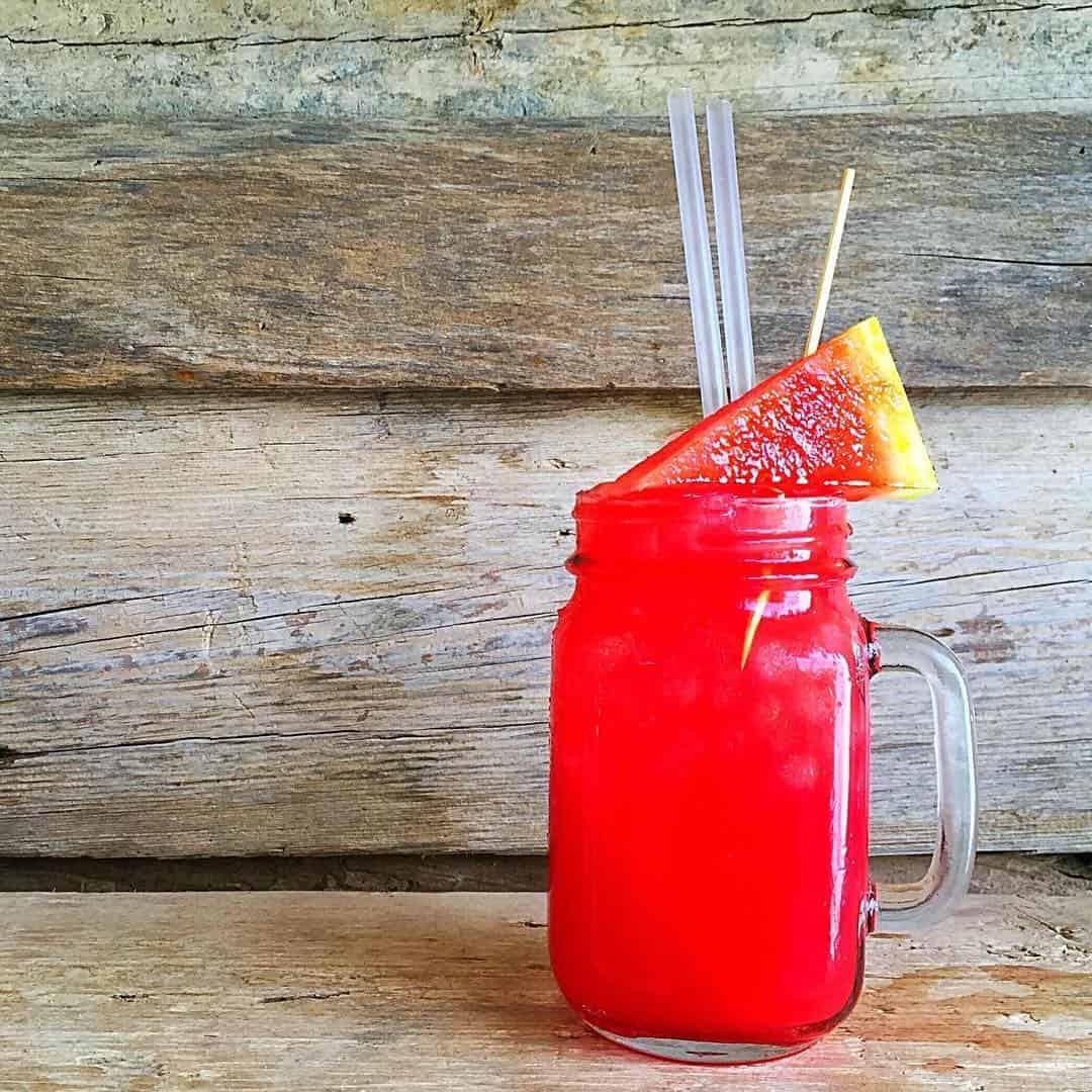 Cara Membuat Lemonade Semangka