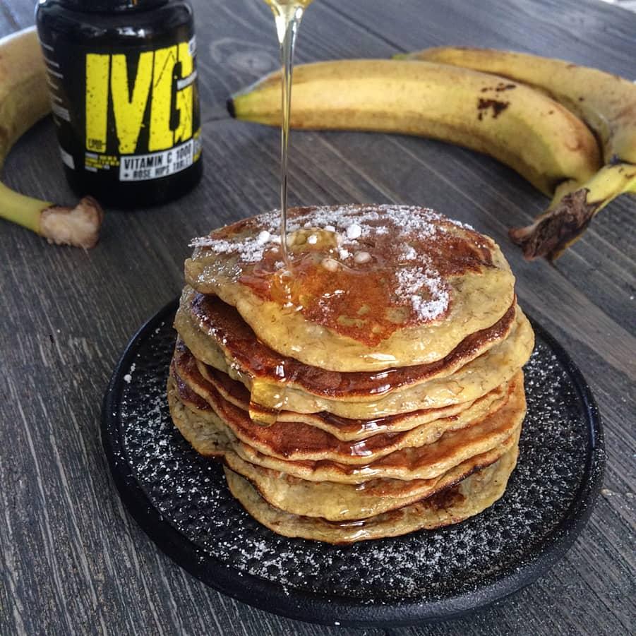 Cara Membuat Pancake Dari Pisang dan Telur Saja