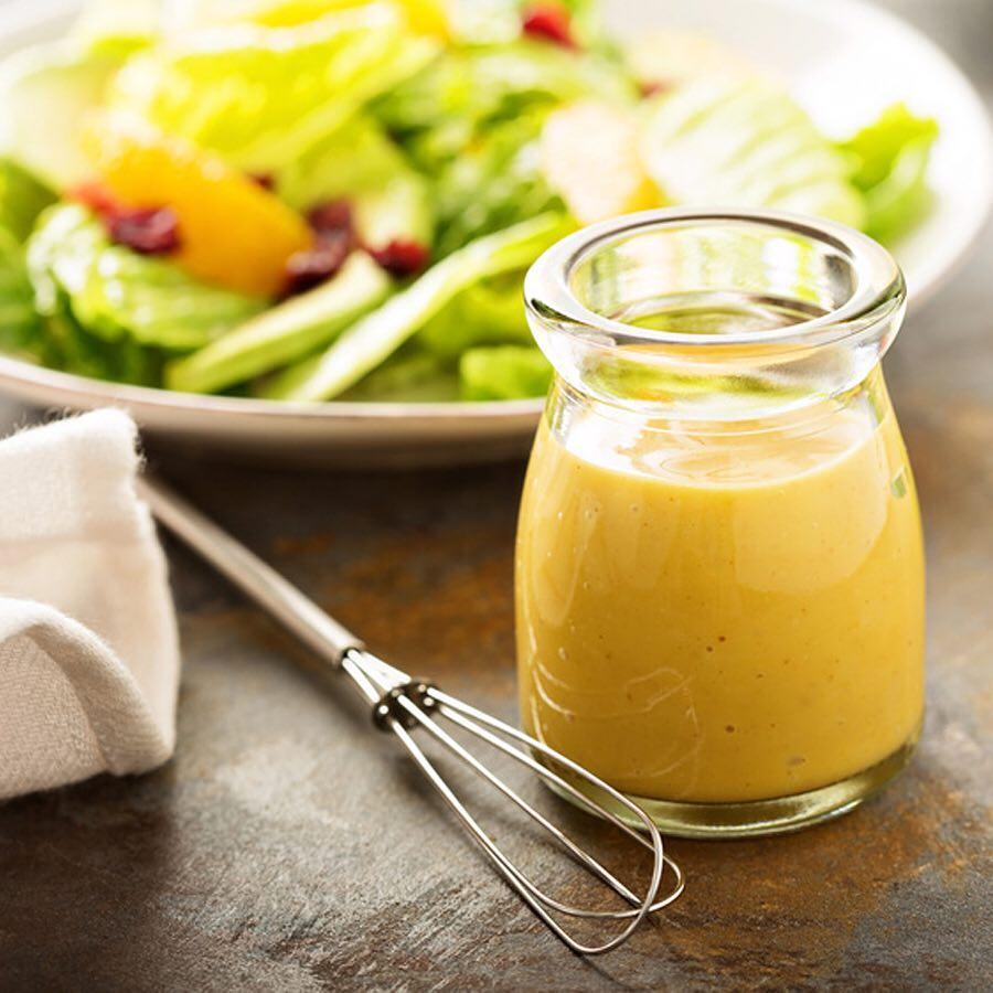 Cara Membuat Saus Honey Mustard