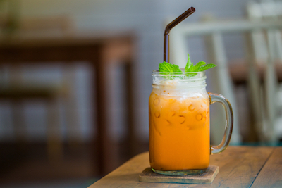 Cara Membuat Thai Iced Tea
