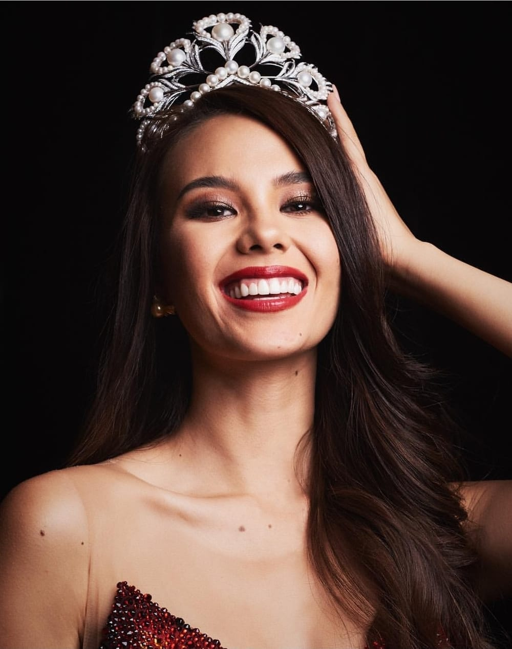 Catriona Gray, 'Miss Universe 2018' dari Filipina