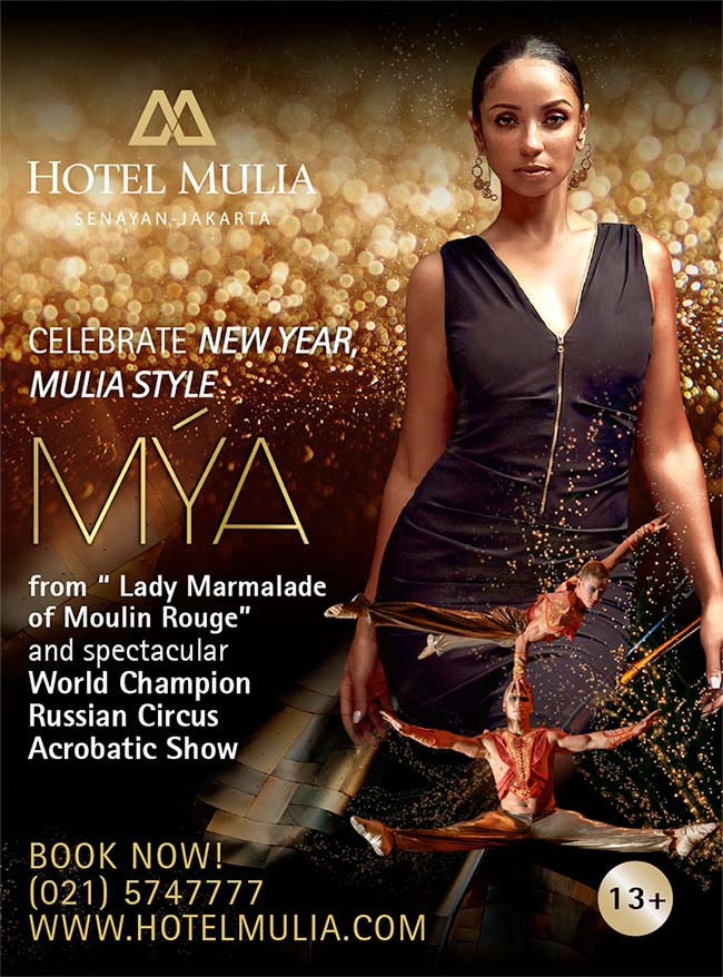 Celebrate New Year Mulia Style
