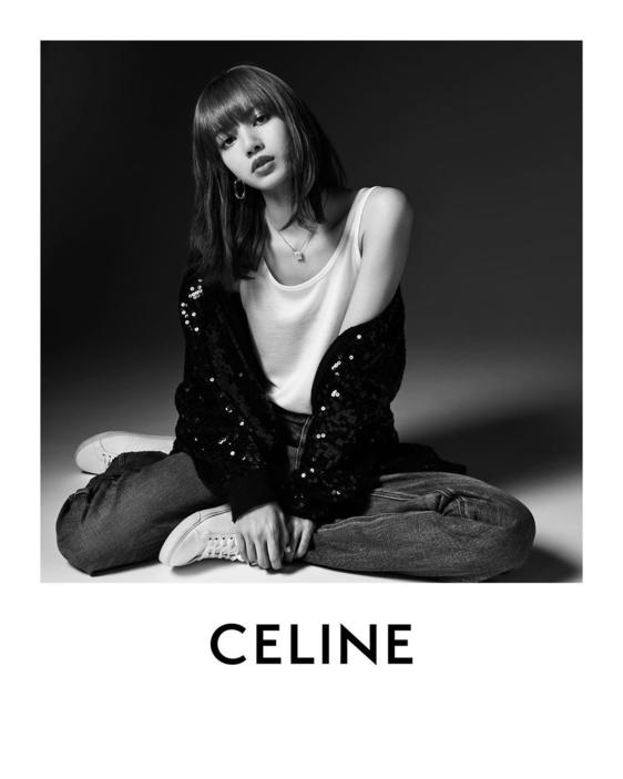 Celine Tunjuk Lisa Blackpink Sebagai Brand Ambassador