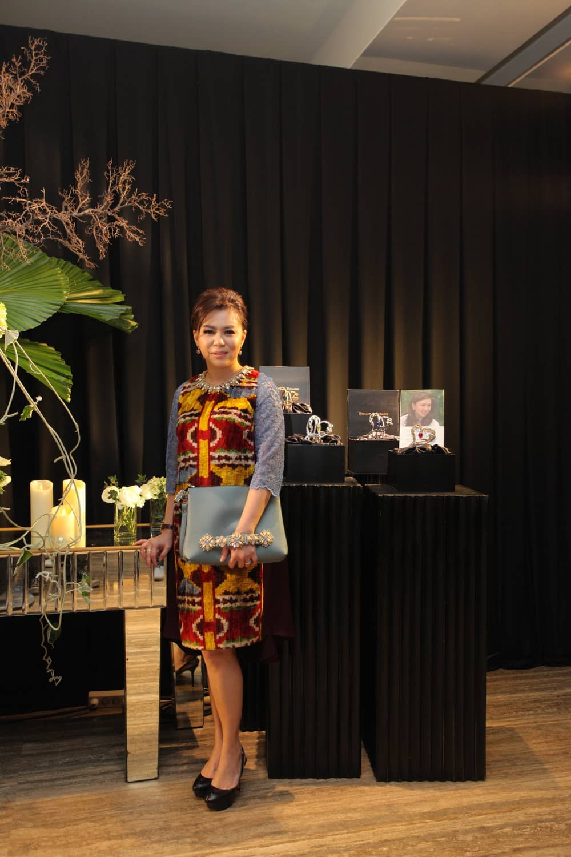 Cerita Veronica Colondam Lewat Buku 'Journey to Impact'