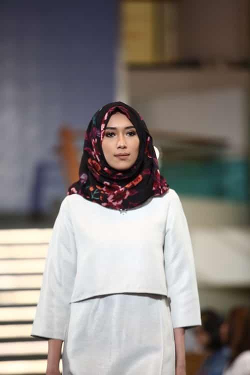 Cerita di Balik Uniknya Hijab Kontemporer Asal Lebanon