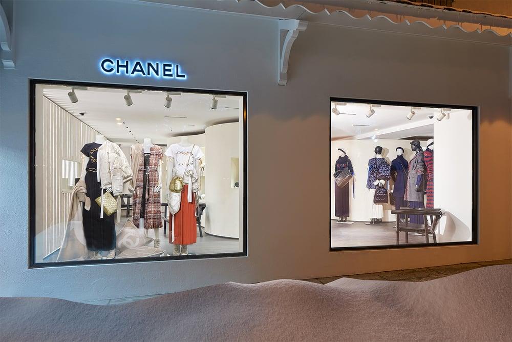 Chanel Membuka Butik Sementara di Courchevel, Prancis