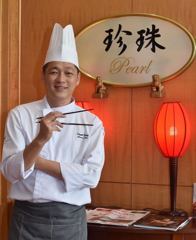 Chef Daniel Foong, Andalan Baru Resto 'Pearl Chinese'