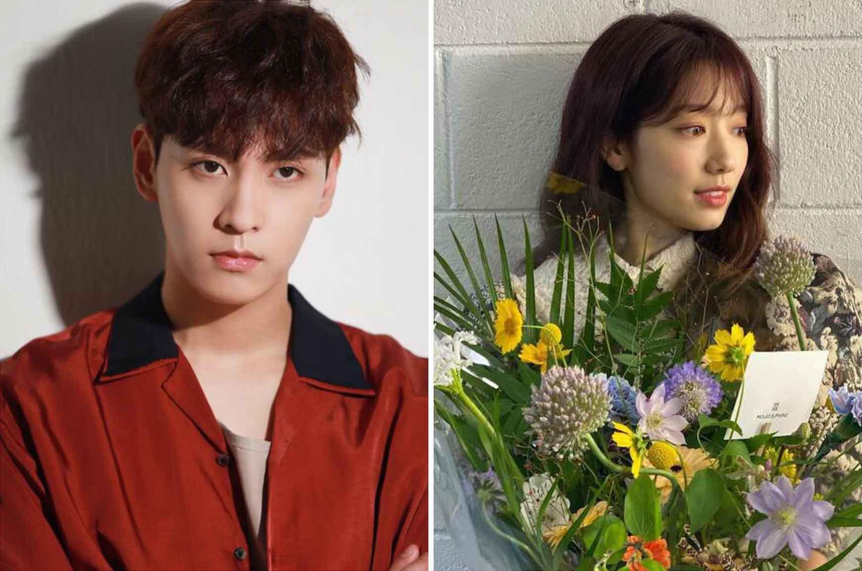 Park Shin Hye Dan Choi Tae Joon Menunjukkan Kebersamaan
