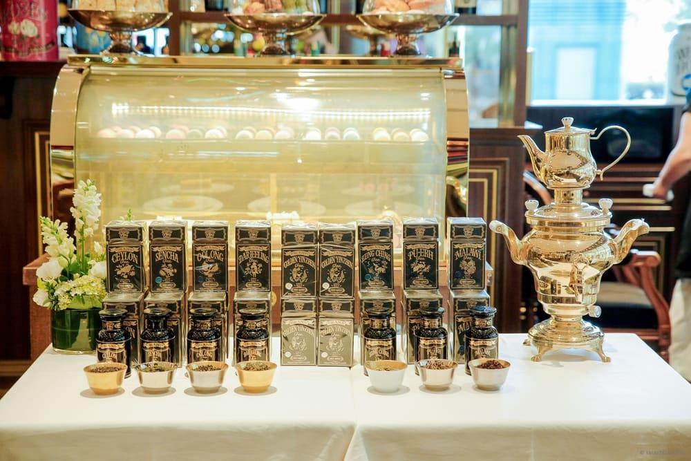 Cita Rasa Delapan Teh Mewah dari TWG Tea