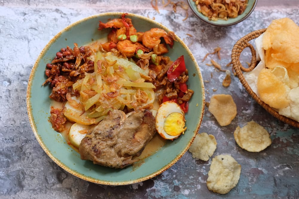 Cita Rasa Nusantara di Restoran Mendjangan