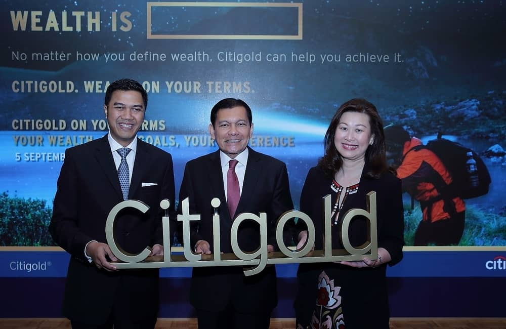 Citi Indonesia Luncurkan Kampanye Citigold On Your Term