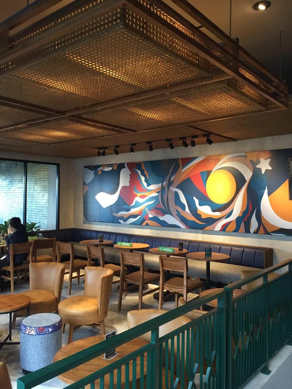 Community Store Pertama Starbucks Buka di Tanah Abang