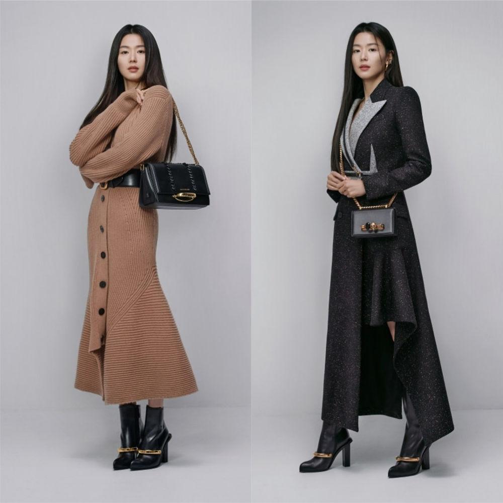 Dua Gaya Stylish Jun Ji Hyun Untuk Dicontek