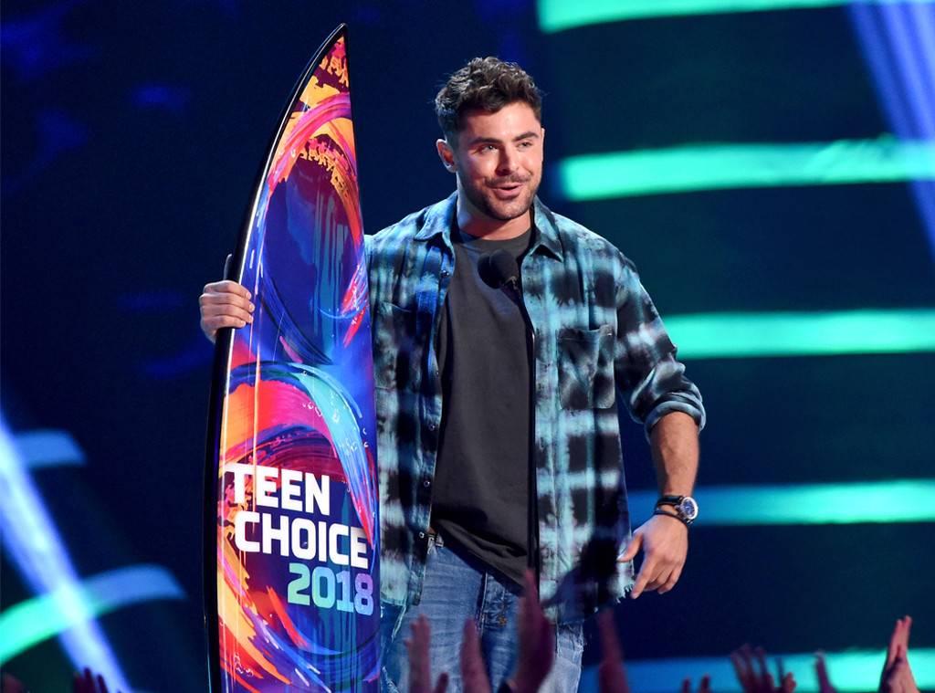 Daftar Lengkap Pemenang Teen Choice Awards 2018
