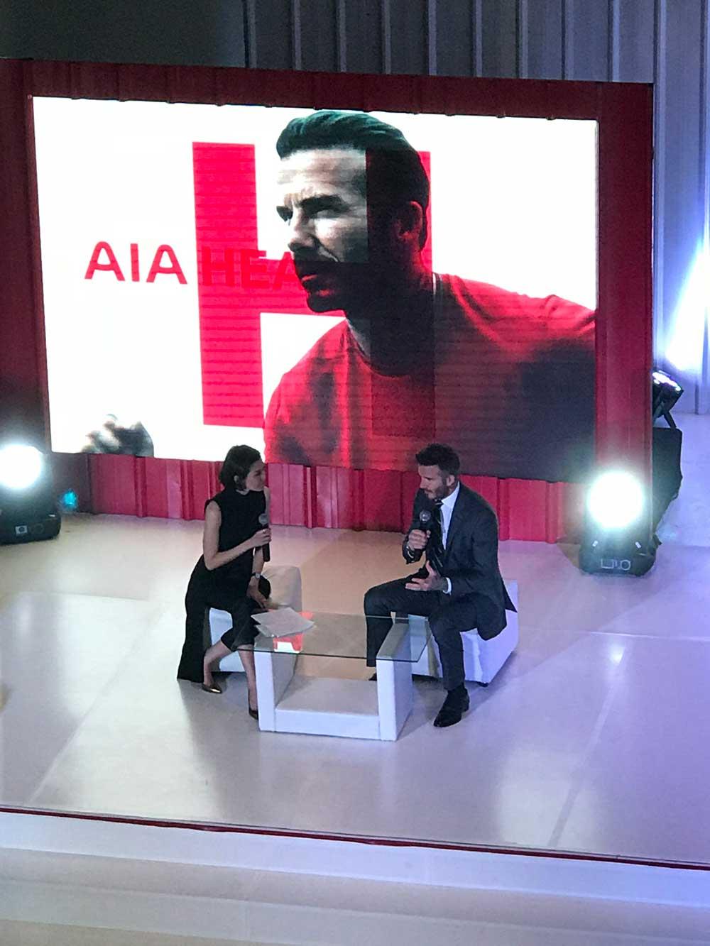David Beckham Hadir Kembali di Jakarta