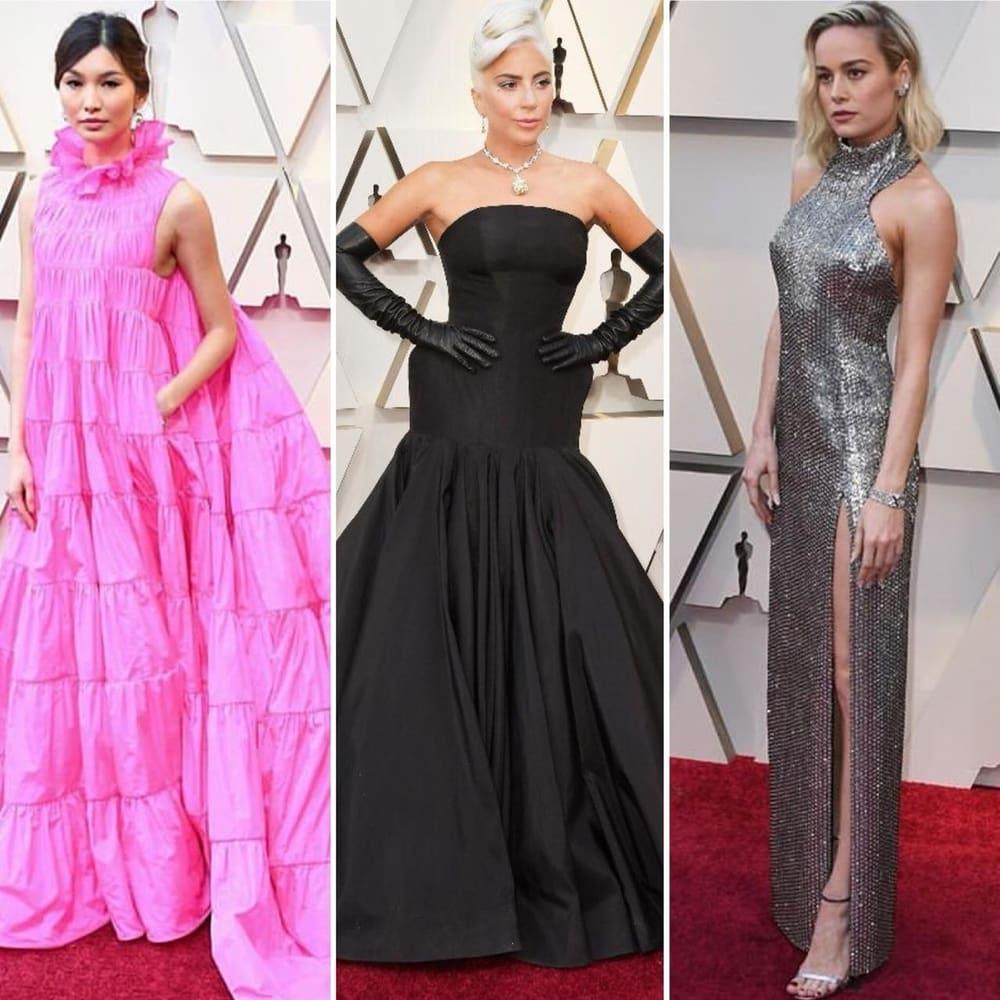 Deretan Busana Terbaik di Red Carpet Oscars 2019