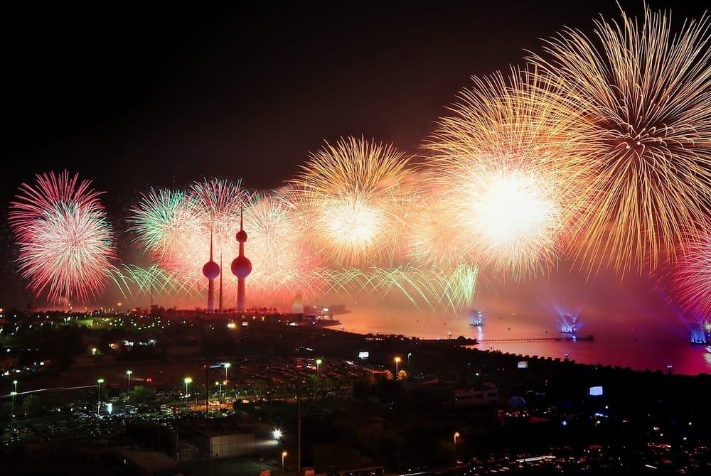 Deretan Negara yang Rayakan Tahun Baru Paling Meriah