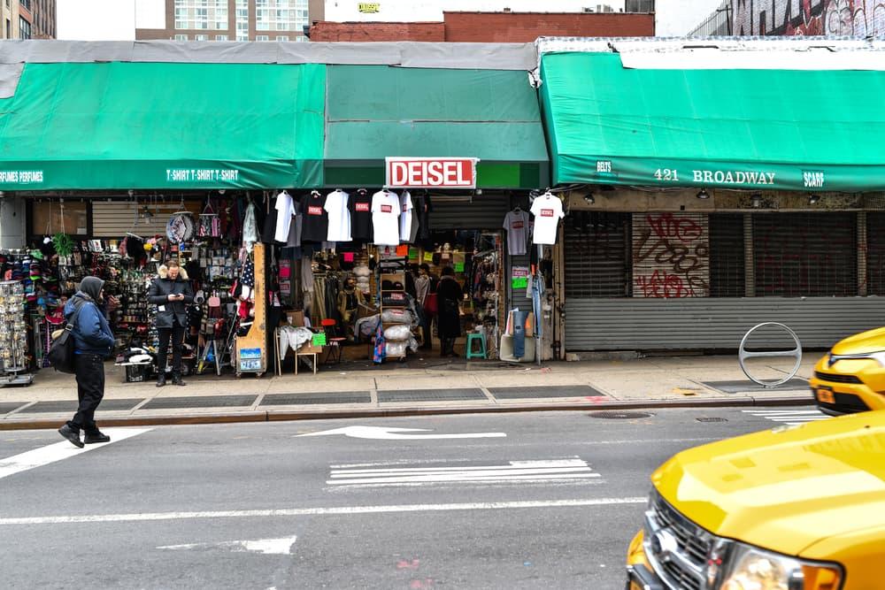 Diesel Membuka Toko Palsu Deisel Di New York