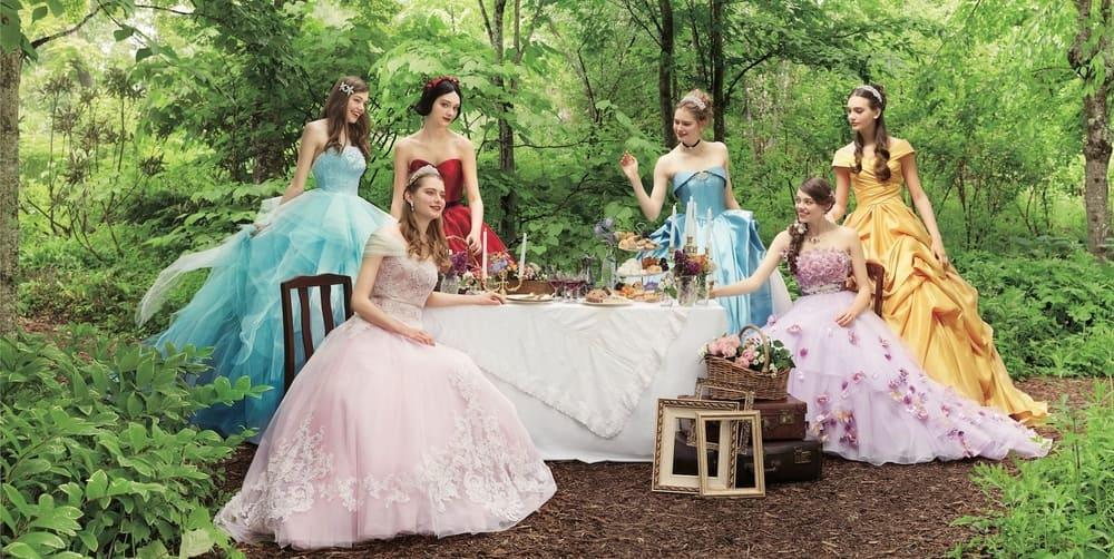 Disney Luncurkan Koleksi Gaun Pengantin Disney Princess