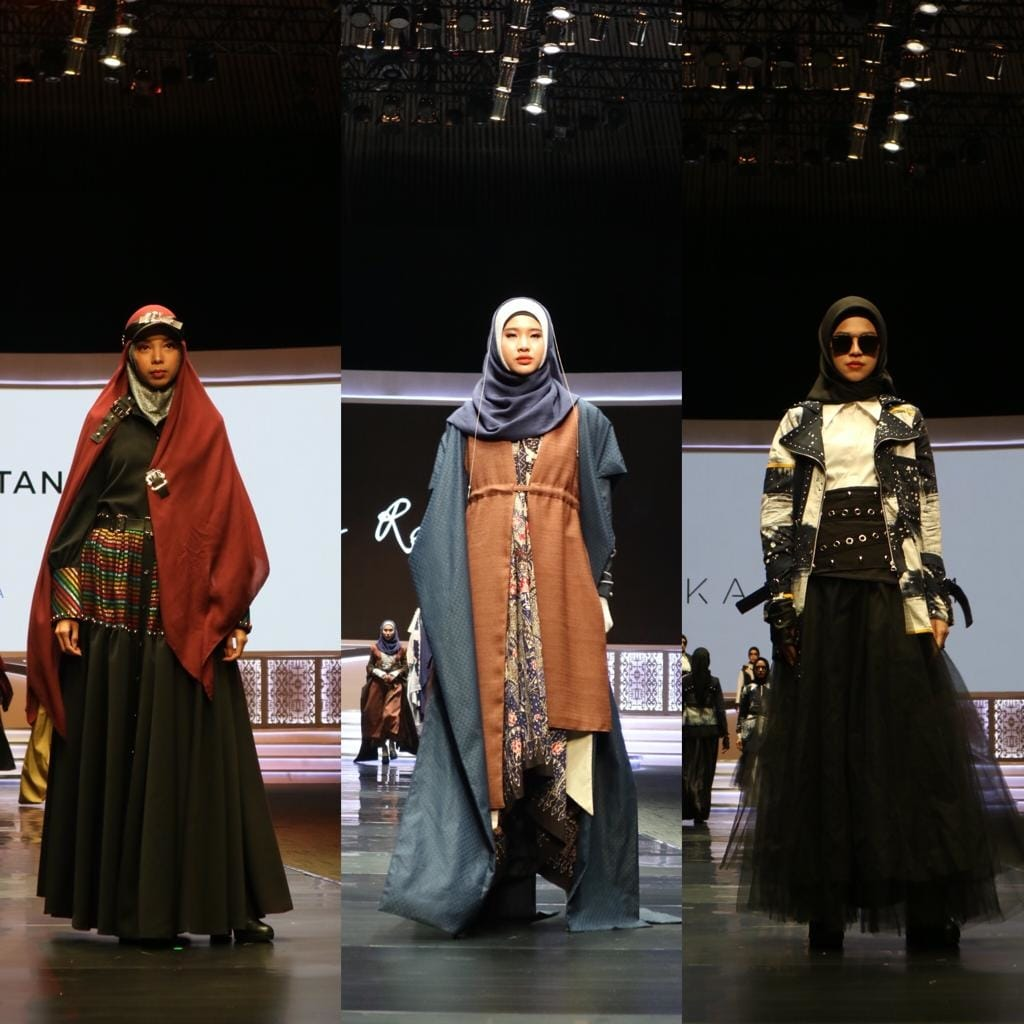 Dominasi Etnik dan Sustainable Fashion di ISEF 2019