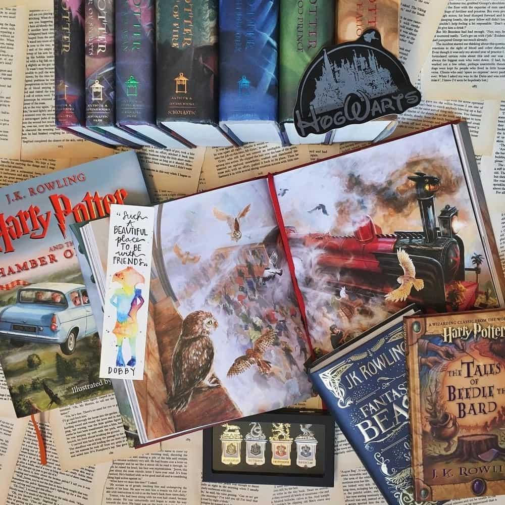 Dua Buku Baru Harry Potter Akan Segera Terbit