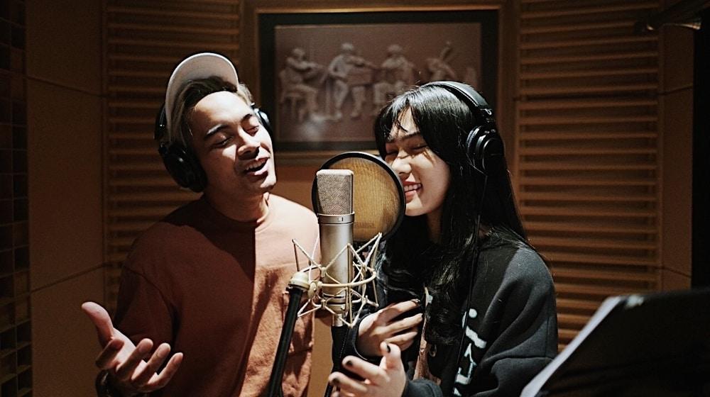 Duet Isyana Sarasvati dan Gamaliel untuk Film 'Aladdin'