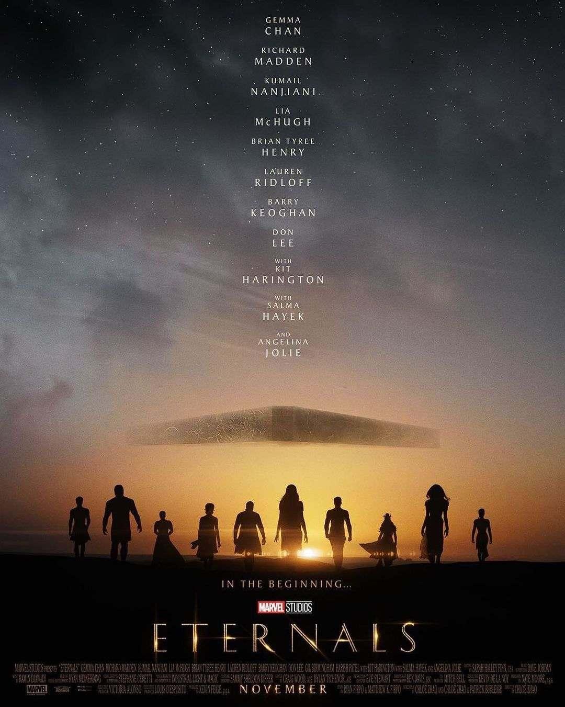 Alasan Kamu Wajib Tonton Film Keluaran Marvel, Eternals