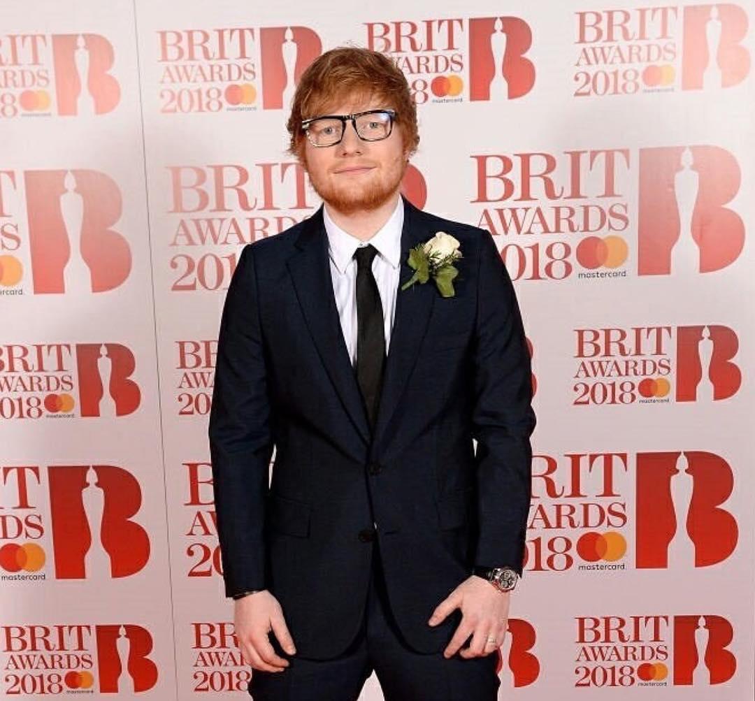 Ed Sheeran Bangun Kapel Untuk Pernikahannya