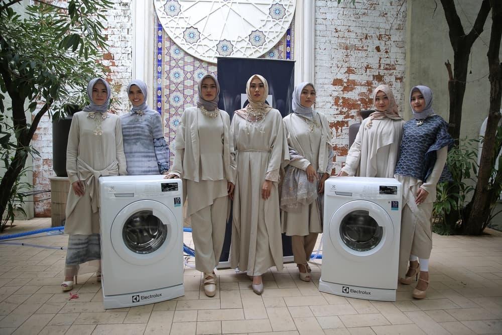 Electrolux Hadirkan Mesin Cuci untuk Hijab dan Batik