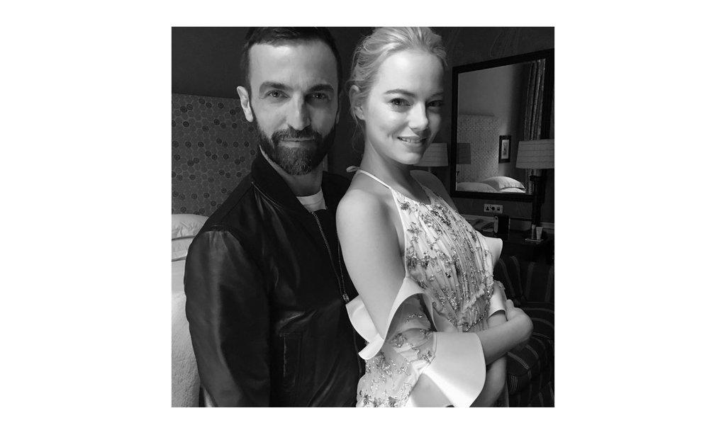 Emma Stone Jadi Brand Ambassador Baru Louis Vuitton