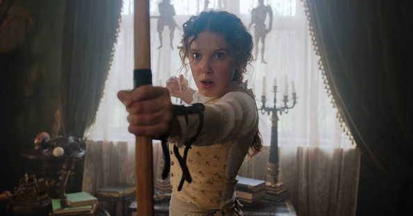Enola Holmes Pecahkan Misteri Atas Hilangnya Sang Ibu