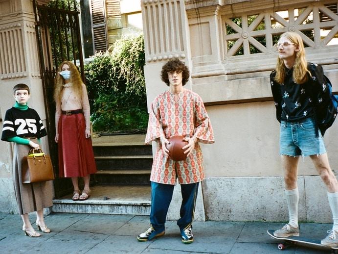 Fashion Review: Koleksi Terbaru Gucci Dalam Miniseries