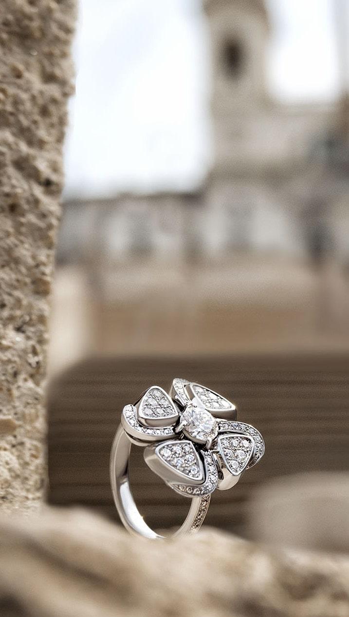 'Fiorever', Ikon Baru Perhiasan Bvlgari
