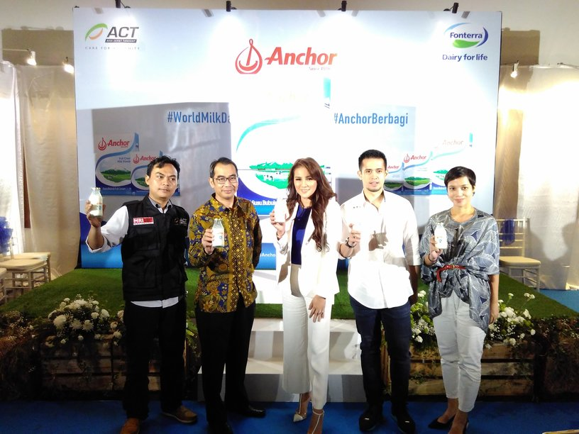 Fonterra Rilis Susu Baru:Anchor Fulll Cream Milk Powder